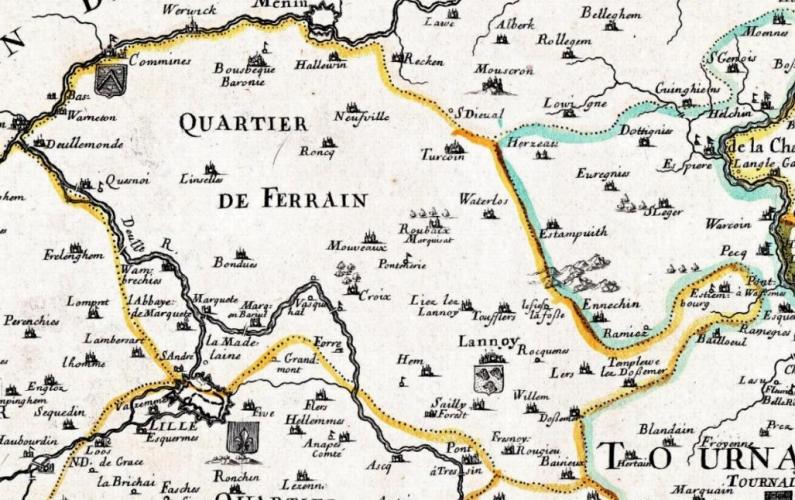 Ferrain